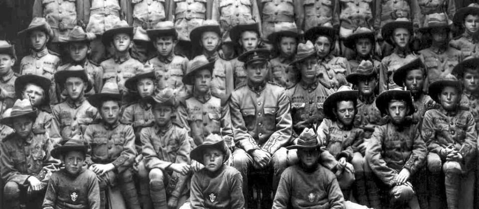 1901-1902-cadets-Eusterius-Kunz